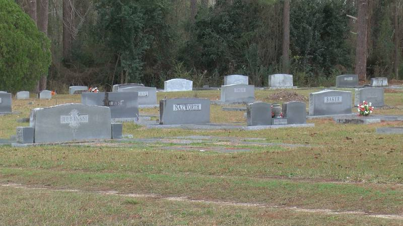 Complaints of an unkempt cemetery were growing in one Southwest Georgia community.  Citizens...