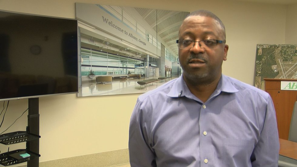 David Hamilton is the Transportation Director for the City of Albany.