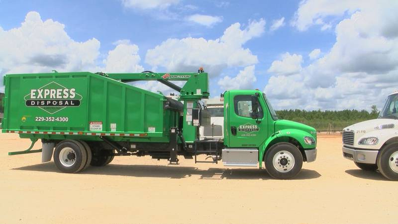Express Disposal and Legacy C+C will provide trash services in Albany.