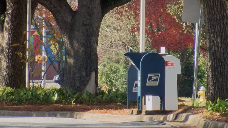 USPS says they're taking new initiatives this year so packages arrive on time.