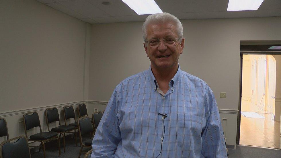 Chairman Tony McBrayer