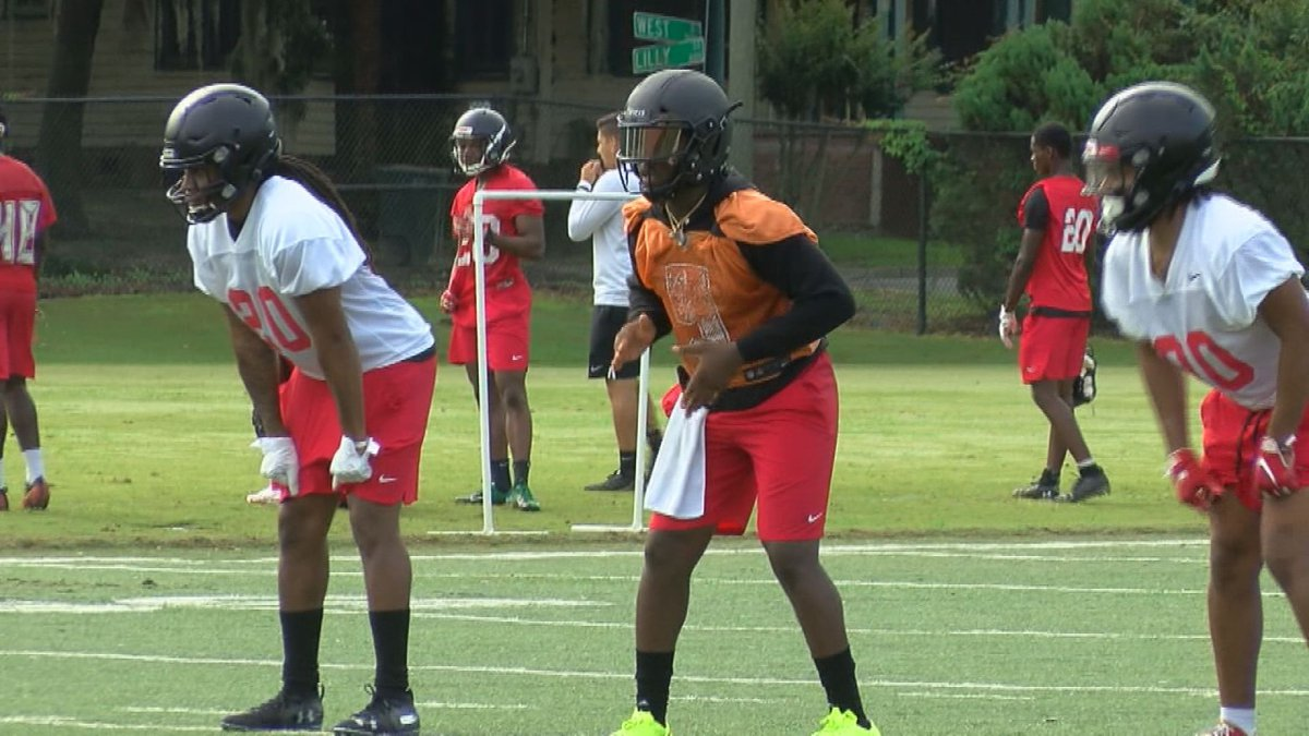 Valdosta State Blazers gearing up for game one of the 2021 season