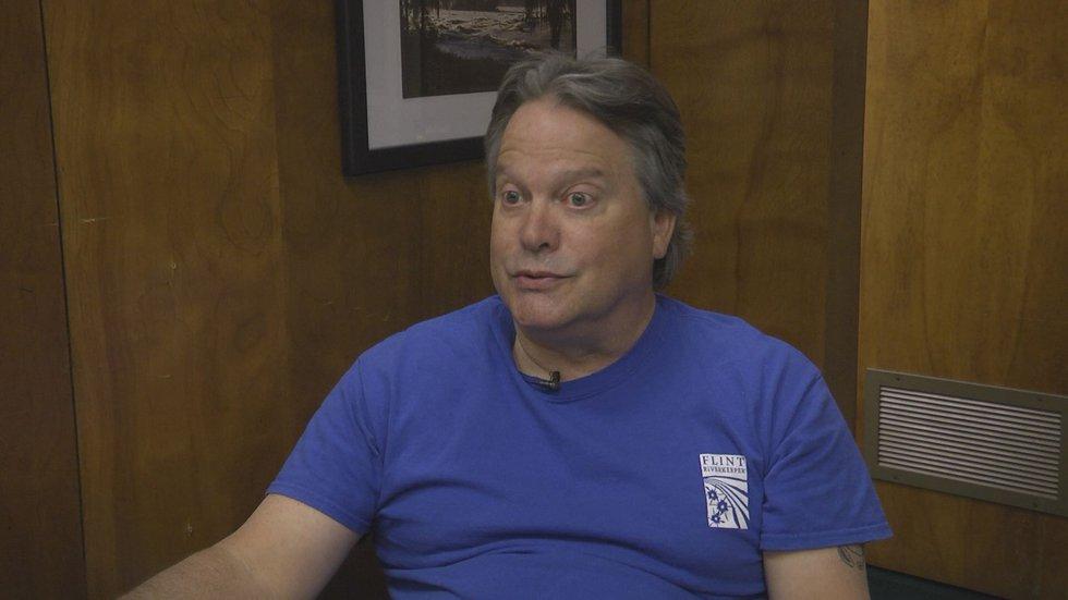 David Dixon, Flint Riverkeeper Board of Directors (Source:WALB)