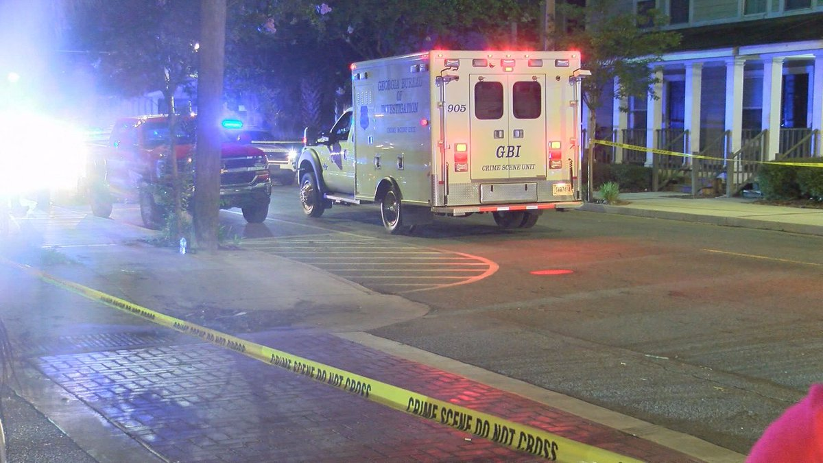 Savannah community reacts to an officer-involved shooting at Waters Avenue and East Bolton...