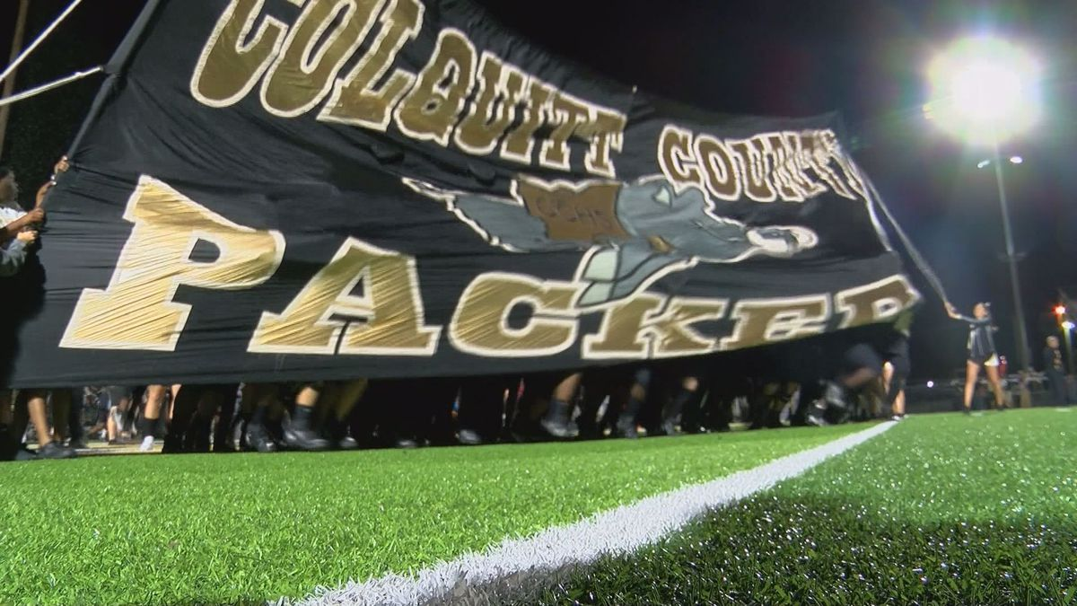 Team of the Week: Colquitt County Packers (Source: WALB)