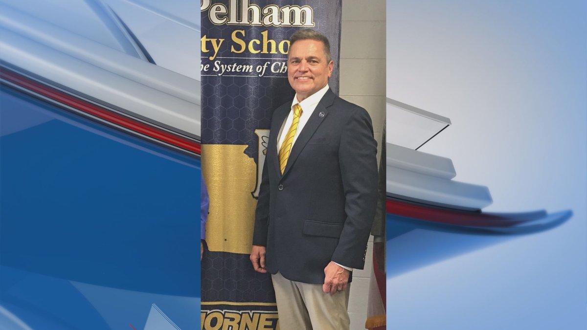 Shawn Sutton, Pelham's Head Football Coach and Athletic Director (Source: Pelham City Schools)
