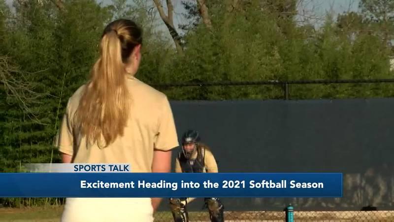 Sports Talk with Paige Dauer - GSW Softball