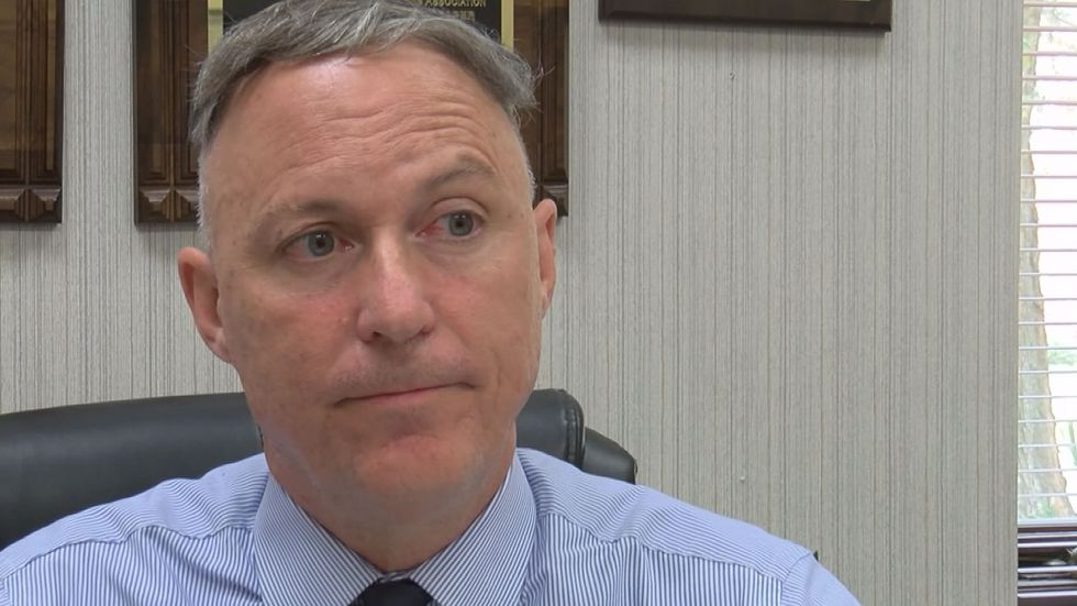Jim Zachary is the vice president of the Georgia First Amendment Foundation. (Source: WALB)