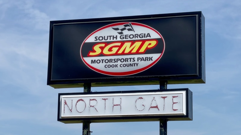 Community overwhelmed by noise from South Ga. Motorsports Park.