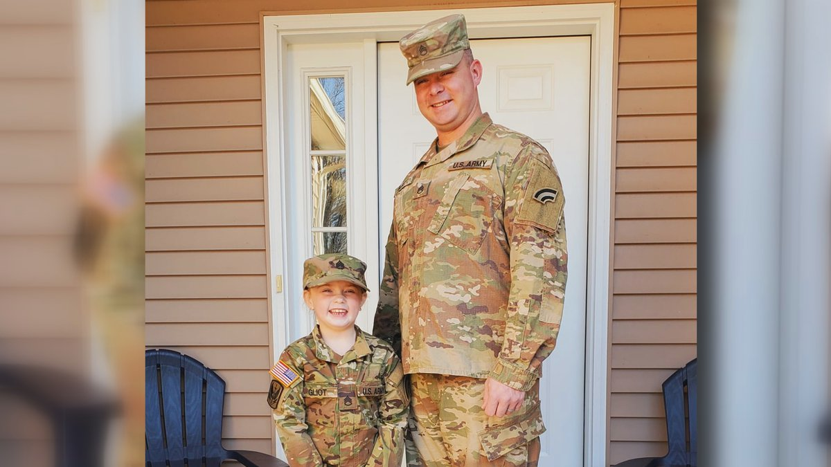 Nonprofit gives grants to military families for kids' activities while parent is deployed.
