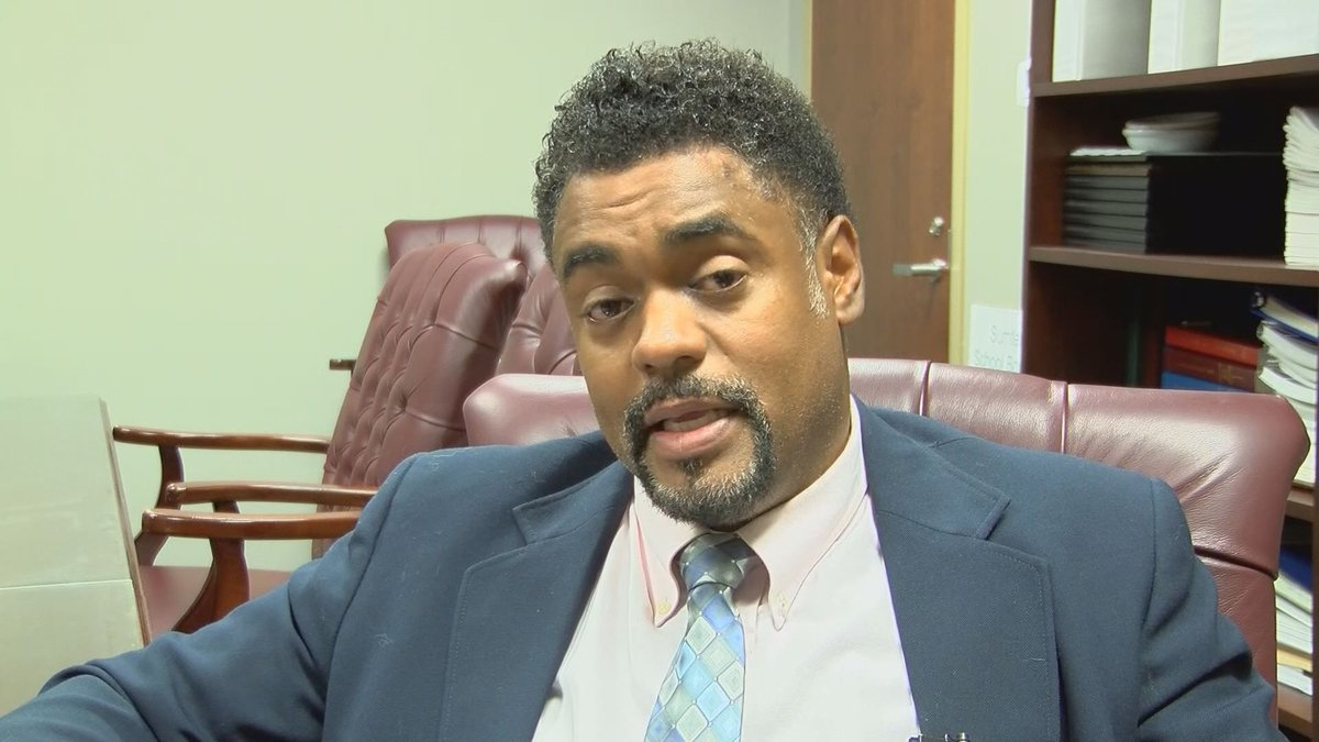 Dr. Torrance Choates is resigning as the superintendent of Sumter County Schools. (Source: WALB)