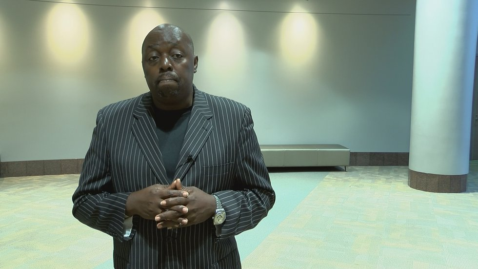 Chairman Fredrick Williams Sr.