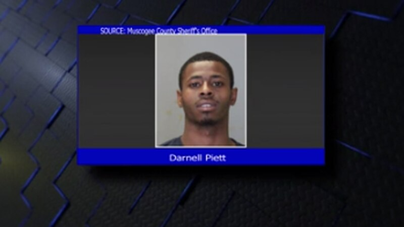 Columbus man arrested after allegedly beating a man who interrupted street basketball game