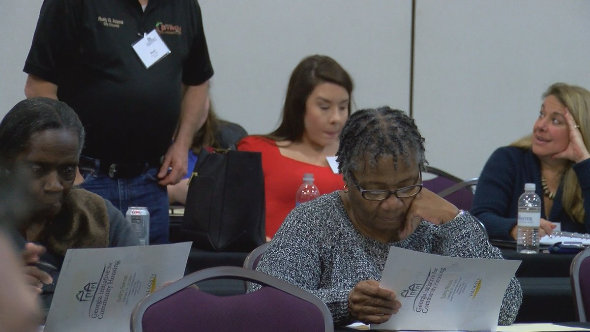 Hundreds of community leaders from across the state of Georgia are visiting Valdosta to discuss...