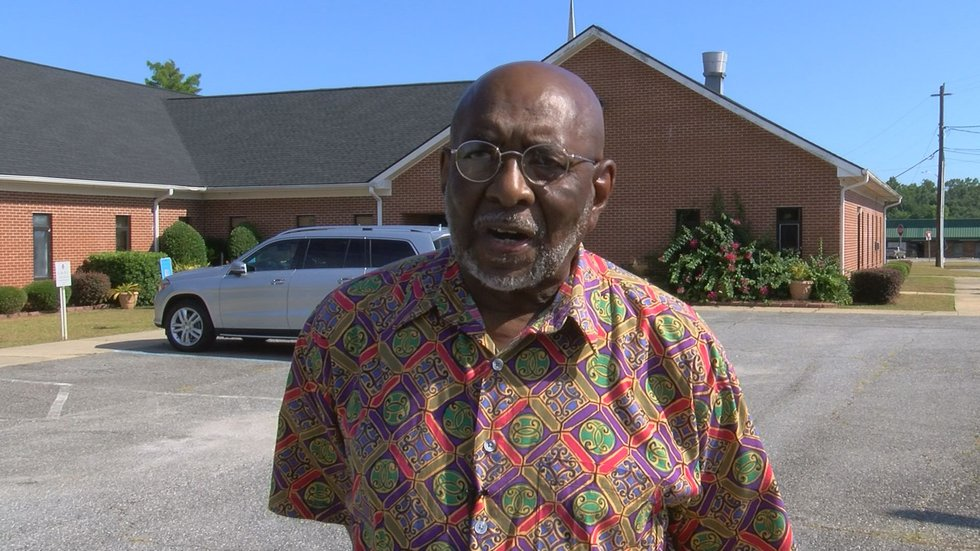 W. Frank Wilson is a historian and the former director of the Albany Civil Rights Institute.