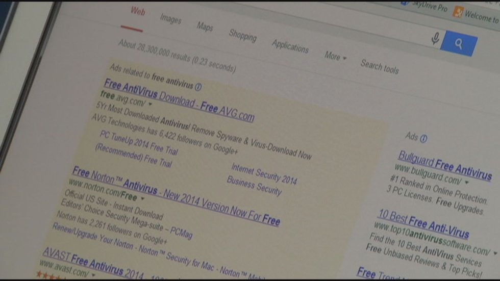 Officials said cyber criminals can target you through hacks and emails and websites infected...