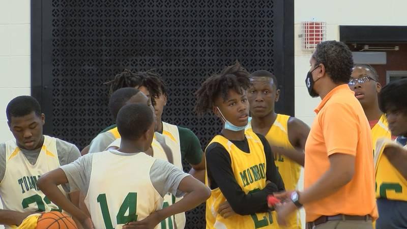 Monroe Boy's Basketball (Source: WALB)