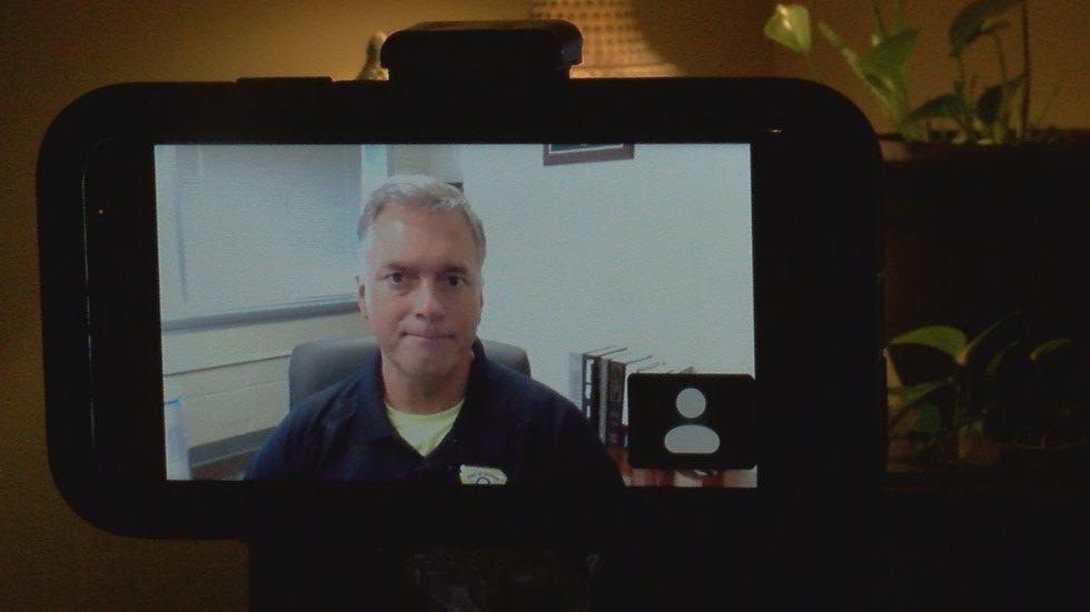 Assistant Director John Melvin