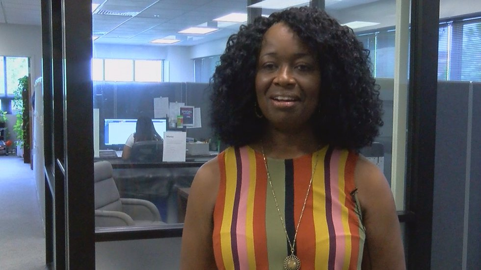 Elections Supervisor Ginger Nickerson