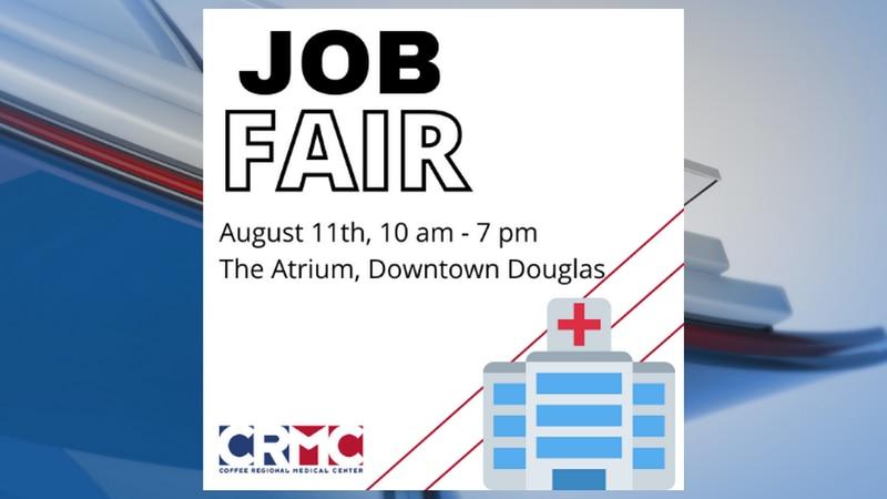 Coffee Regional Medical Center is preparing to host their biggest job fair ever.