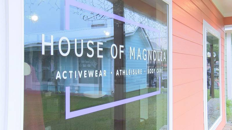 House of Magnolia opened in downtown Douglas in May.