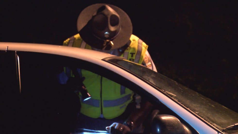 GSP troopers explained getting drunk drivers off the streets could have saved lives andcould...