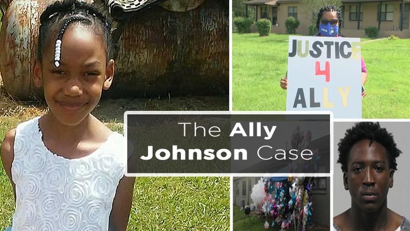 The Ally Johnson Case