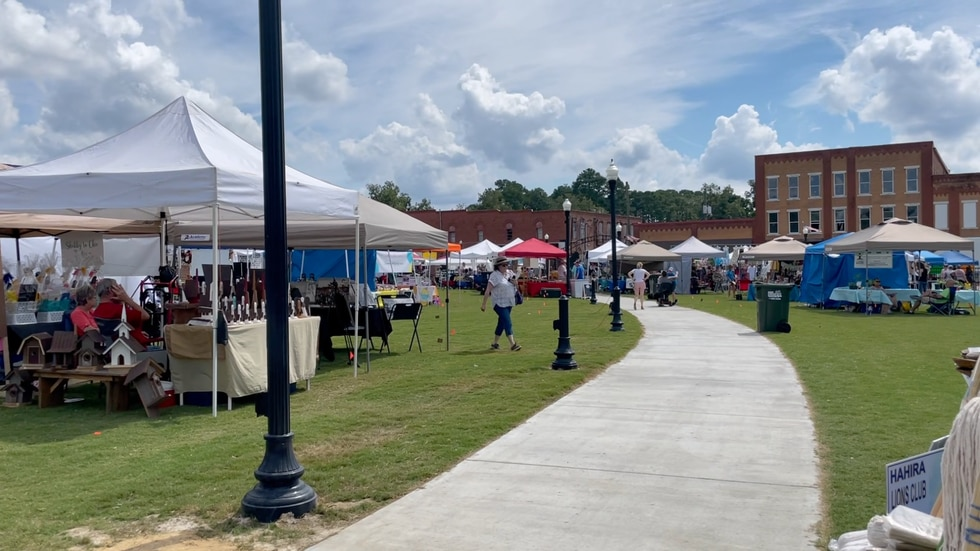 More than 160 vendors are participating this year, ready to serve the community.