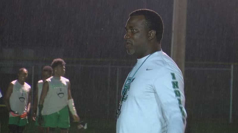 Cedric Stegall of Seminole County captured this week's Coach of the Week