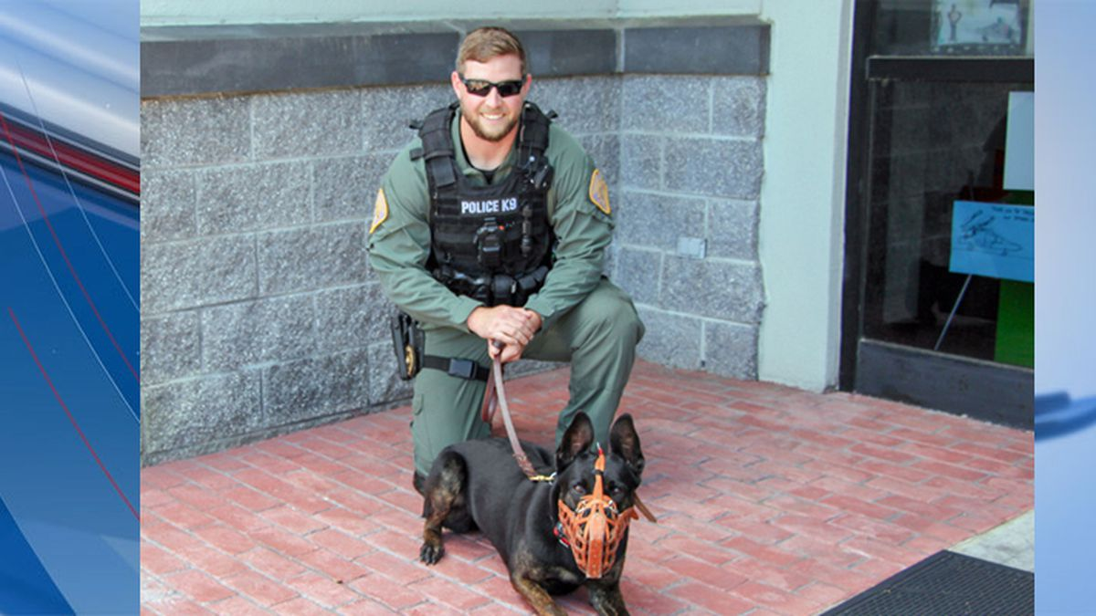 Iva and Officer Turner