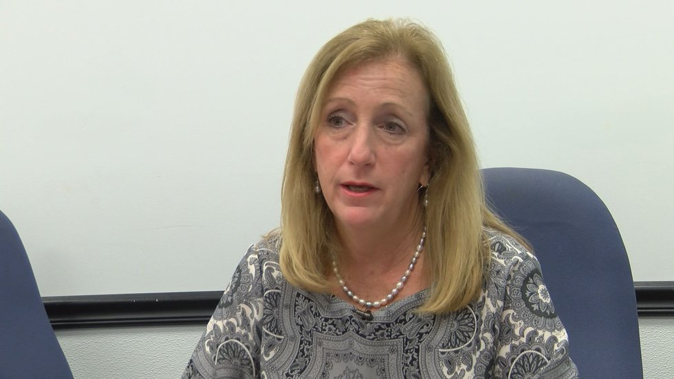 Lynne King is the Vice President of Community Relations. (Source: WALB)