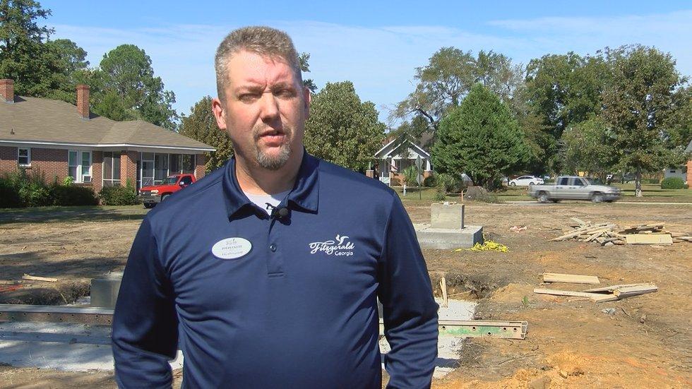 Mayor Puckett hopes the chicken will generate tourism.