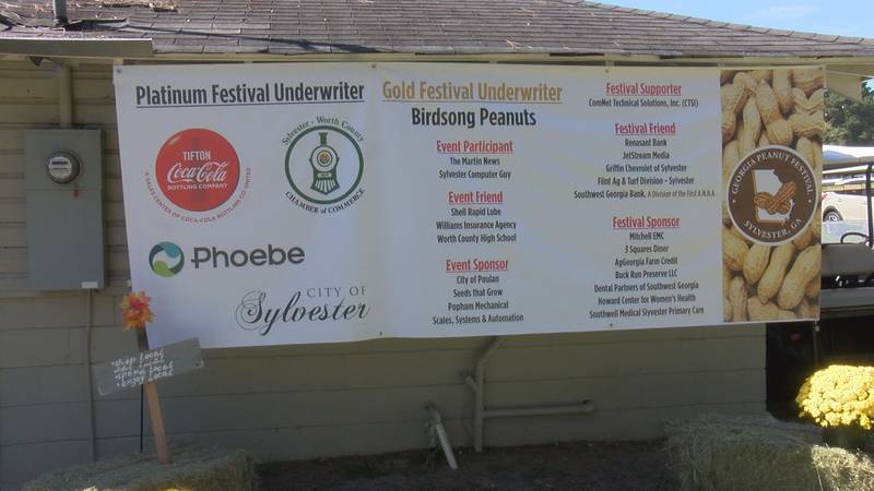 After being cancelled for multiple years the 57th peanut festival is back