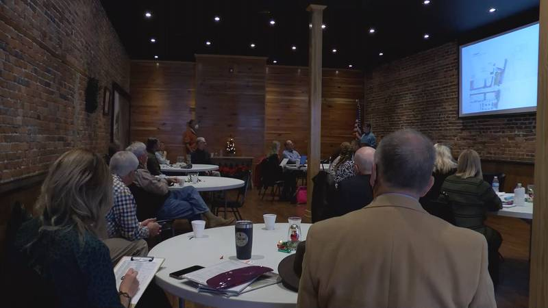 Business Owners Excited About Future of Downtown After Meetings