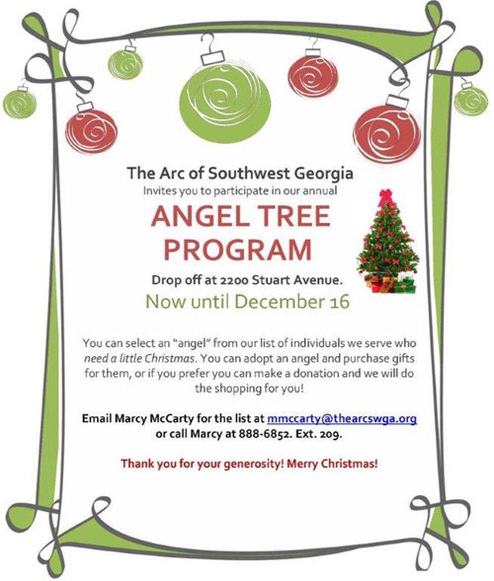 ARC Angel Tree 2020