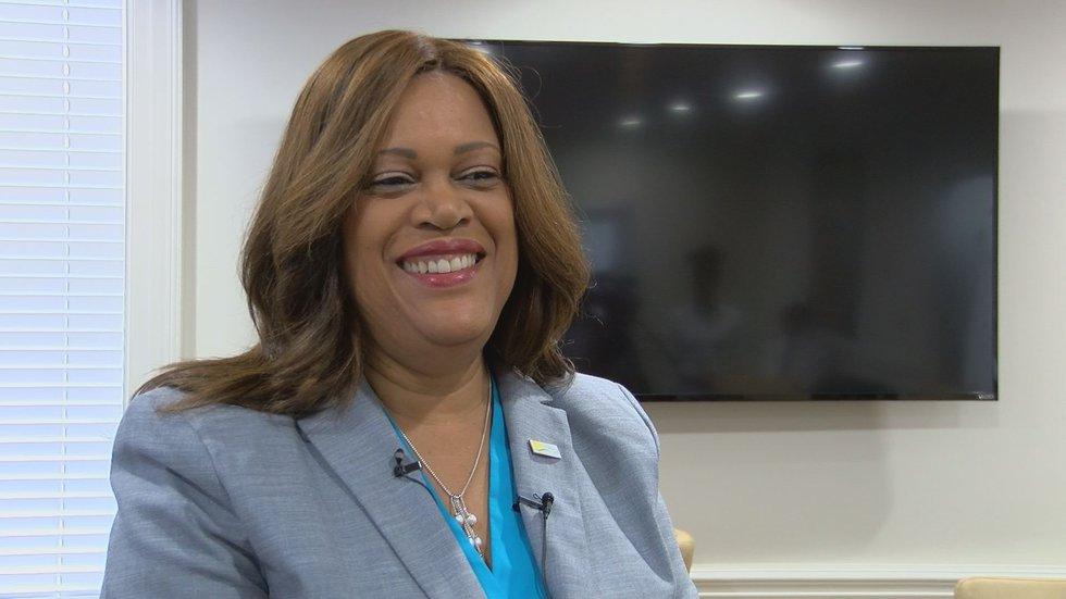 Sharon Subadan is the Albany City Manager.
