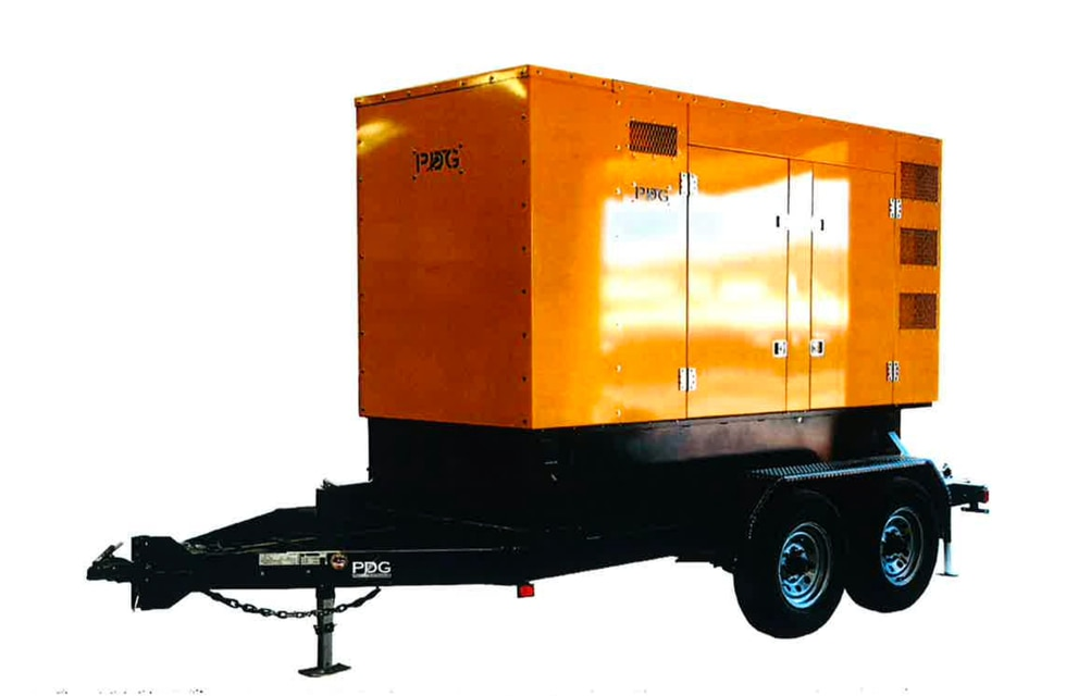City of Valdosta is purchasing generators.