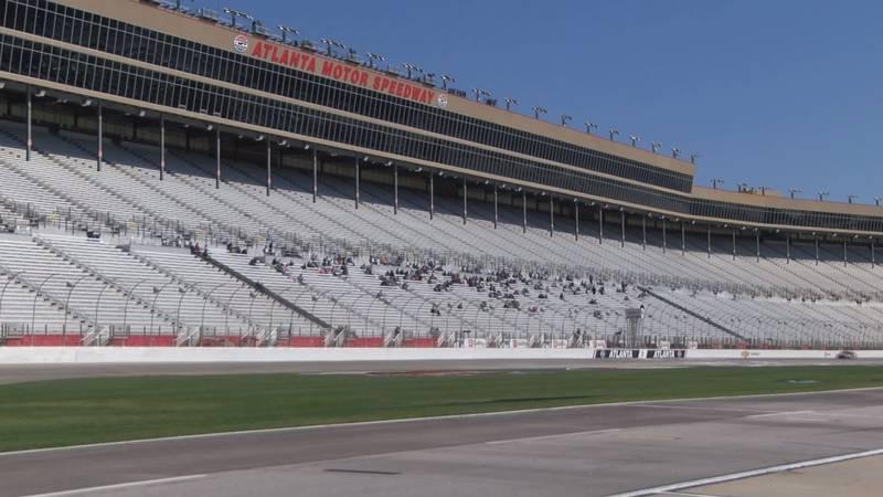 Atlanta Motor Speedway (Source: WALB)