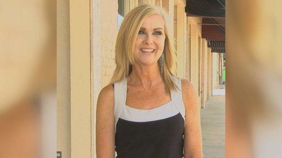 Main Street Manager Karen Singletary