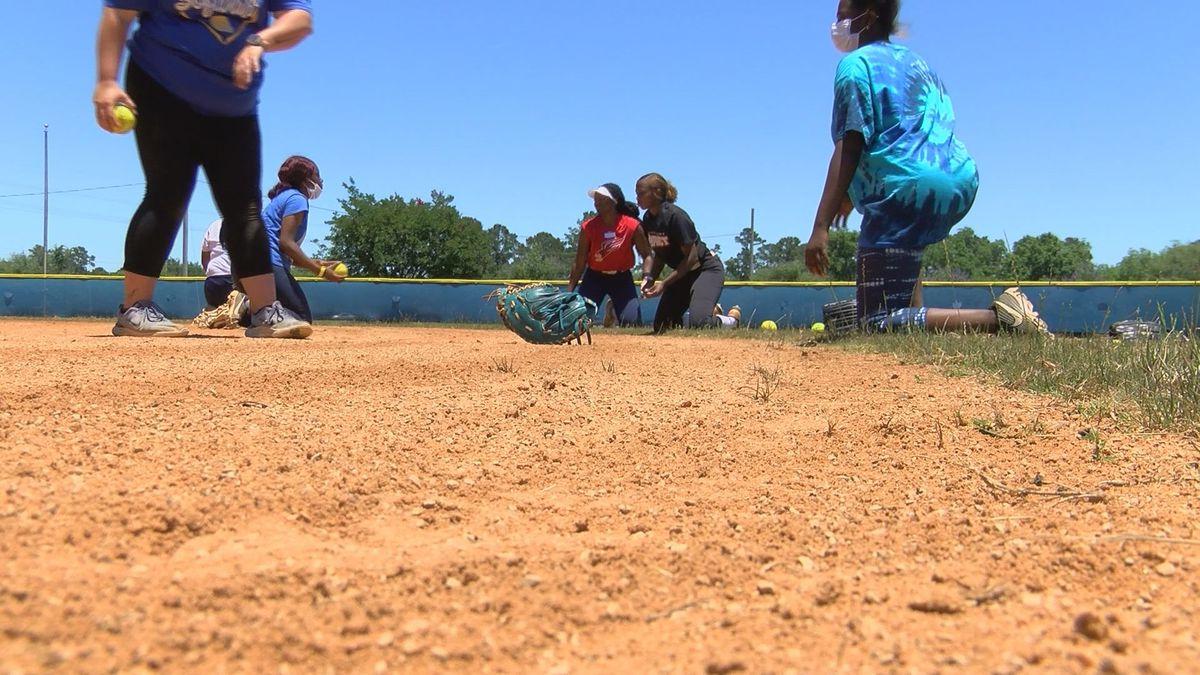 Albany State Softball Hosts Prospect Camp