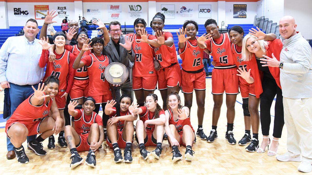 South Georgia Tech lady Jets win 5th straight region tournament championship  (Source: SGTC)