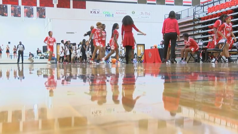Cairo Syrupmaids in the Sweet 16 against Hardaway (Source: WALB)