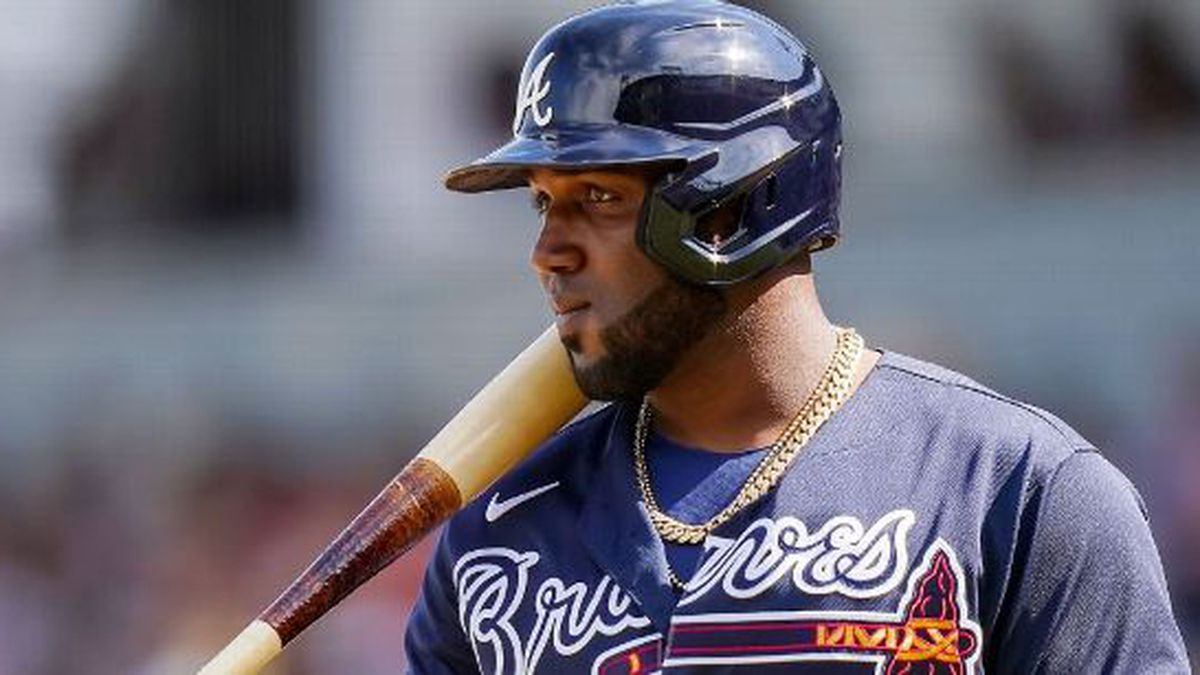 Atlanta Braves star Marcell Ozuna arrested in domestic incident, charged with aggravated...
