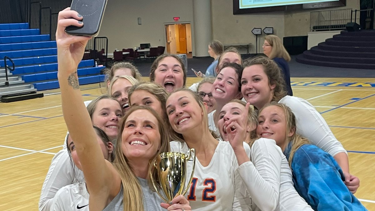 Valwood defeated Dominion Christian on Saturday night to claim their second straight GISA title