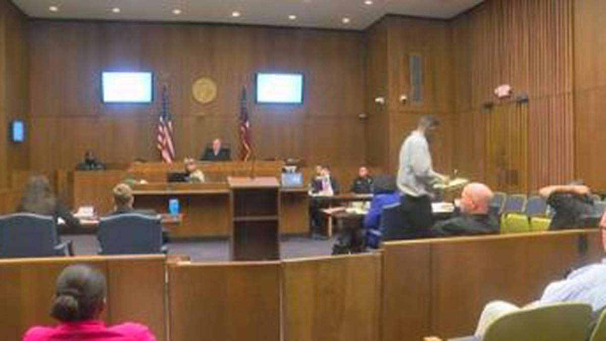 Testimony begins in aggravated assault trial of missing Columbus woman's ex-boyfriend