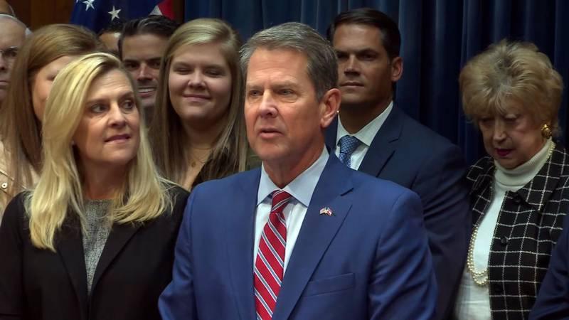Governor Brian Kemp has picked Kelly Loeffler to replace three-term Senator Johnny Isakson.