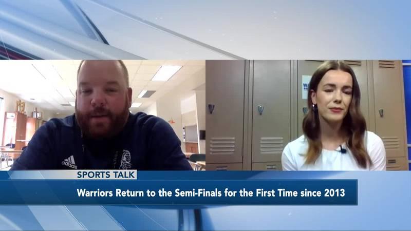 Sports Talk with Paige Dauer - Brookwood Baseball