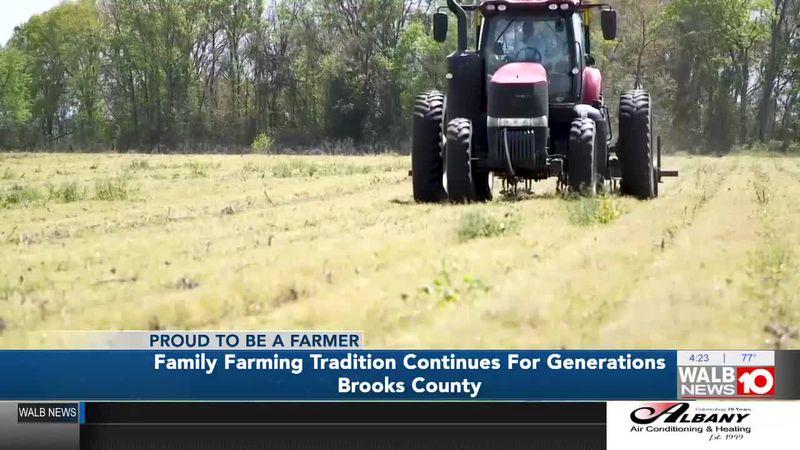 Proud to be a Farmer: Clint Webb