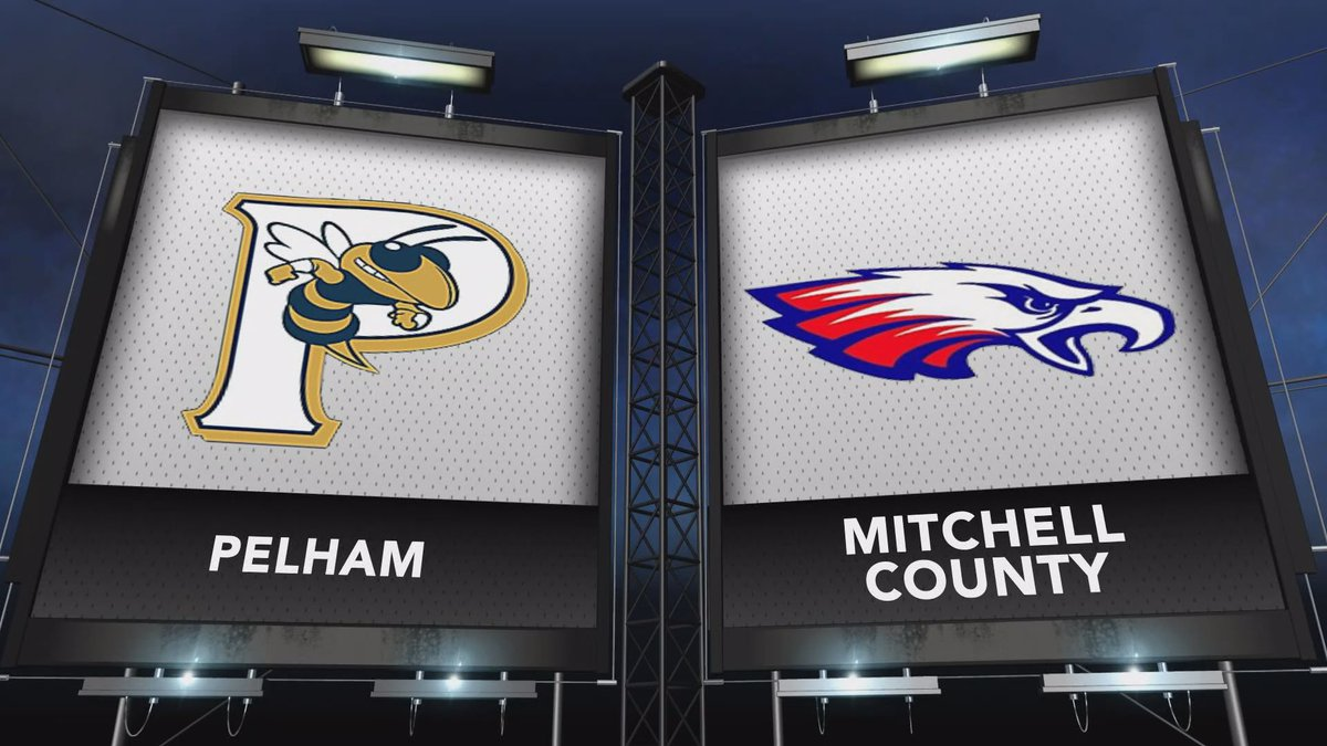Pelham and Mitchell County met in our week zero Game of the Week