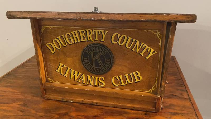 Dougherty County and Albany Kiwanis clubs have combined to serve more people.